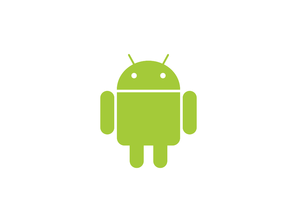 tools for android application development get them now logo of android