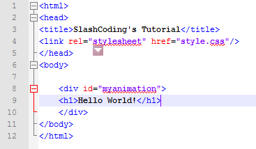 how to work javascript in html
